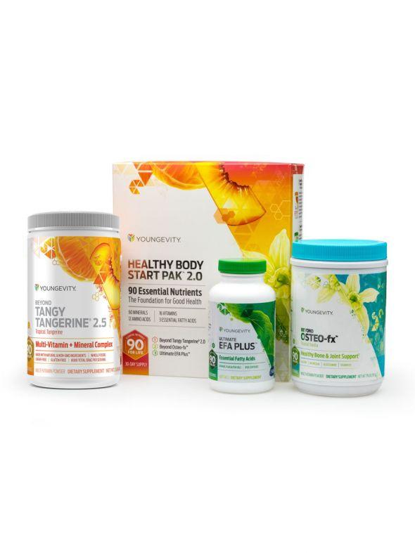 Healthy Body Start Pak™ 2.5
