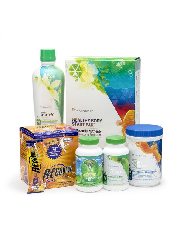 Healthy Body Athletic Pak™ - Original